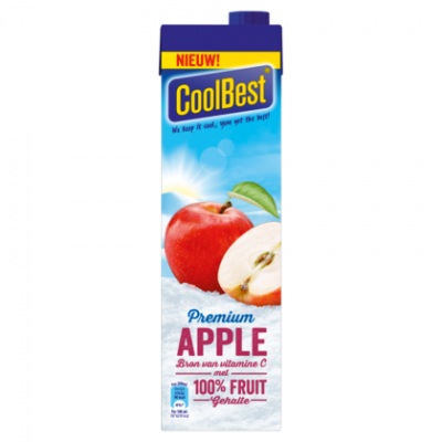 Coolbest premium apple