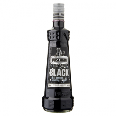 Puschkin vodka mix black sun