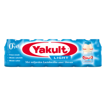 Yakult 7-pack Light