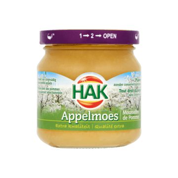 Hak Appelmoes extra kwaliteit