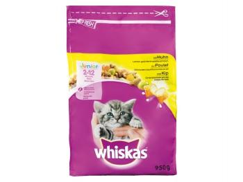 Whiskas Junior brokjes kip
