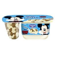 Danone Disney Donald Duck yoghurt
