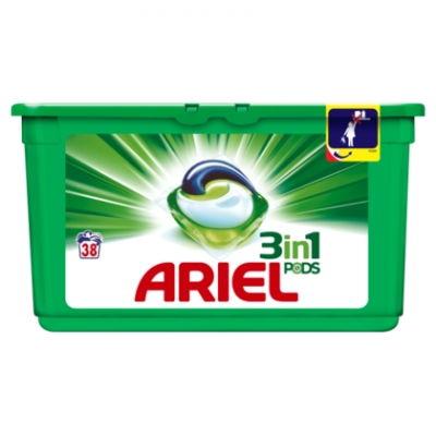 Ariel 3in1 Pods wasmiddel capsules regular