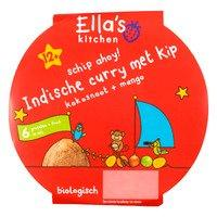 Ella's Kitchen Kip curry 12+ mnd bio