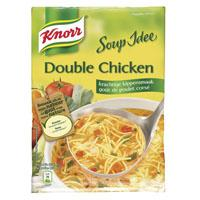 Knorr Soup Idee double chicken