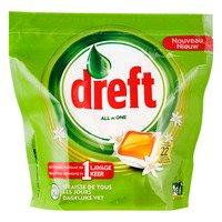 Dreft All-in-one citrus