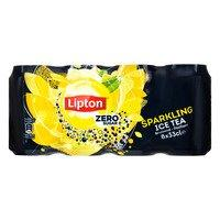 Lipton Ice tea sparkling zero 8-pack