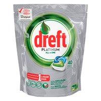 Dreft Platinum all-in-one