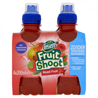 Robinsons Fruitshoot rood fruit