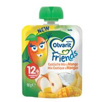 Olvarit Friends exotisch fruit-mango 12 mnd