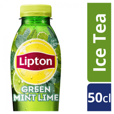 Lipton Green ice tea mint-lime