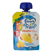 Olvarit Friends mango smoothie 12 mnd