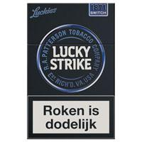 Lucky Strike Click & roll, slof
