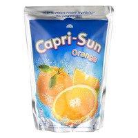 Capri-Sun Orange drink pouch