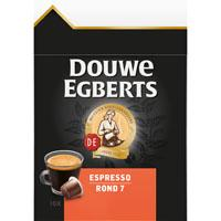 Douwe Egberts Espresso rond koffiecapsules