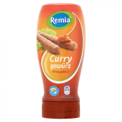 Remia Curry gewürz topdown
