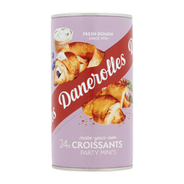 Danerolles Croissants party mini's