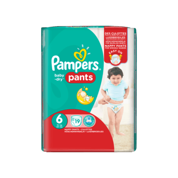 Pampers Premium protection pants XL maat 6
