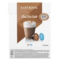 Café Royal Chai tea latte capsules