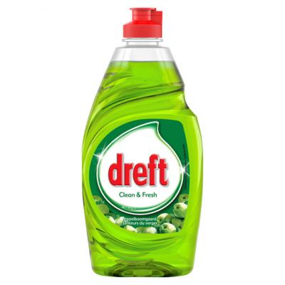 Dreft Clean & fresh appelboomgaard