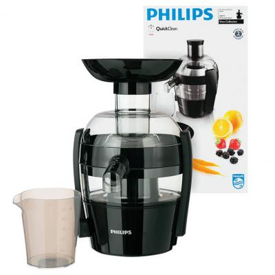 Best Slow Juicer 2017 Philips : Philips juicer HR183300 aanbieding - Week 30-2017 Albert Heijn XL