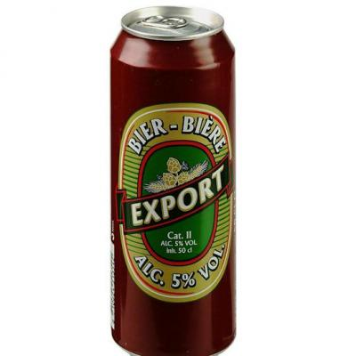 Export Pils blik 500 ml