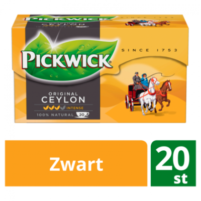Pickwick Ceylon zwarte thee