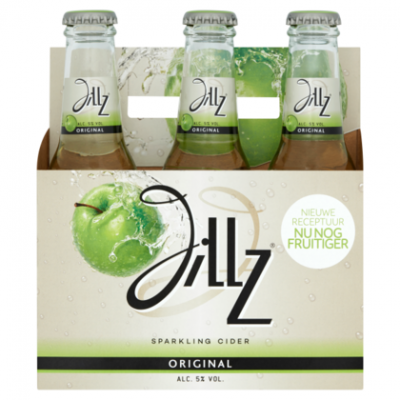 Jillz Original fles 6 x 23 cl