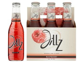 Jillz Raspberry fles 6 x 23 cl