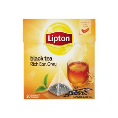 Lipton Rich earl grey thee
