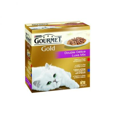 Gourmet Gold 8-Pack Luxe Mix