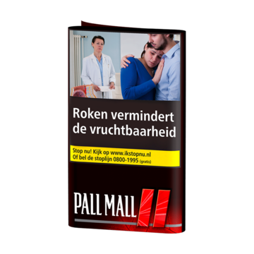 Pall Mall Red XXL pouch