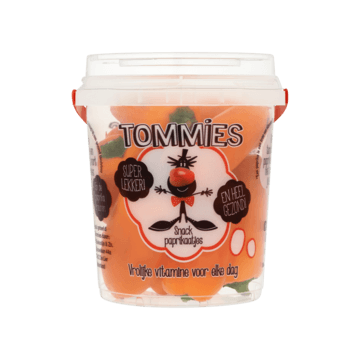 Tommies Snack Paprikaatjes 300g