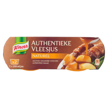 Knorr Mix Authentieke Vleesjus Naturel 28g