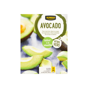Jumbo Avocado Vriesvers 250g