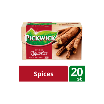 Pickwick Spices Winter Glow Spices & Orange 20 x 2g