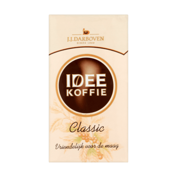 J.J. Darboven Idee Koffie Classic 250g