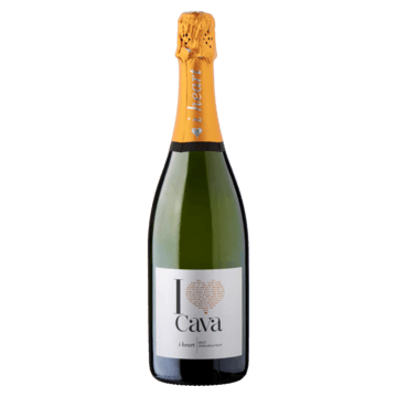 I Heart Cava Brut Sparkling & Fruity 750ml