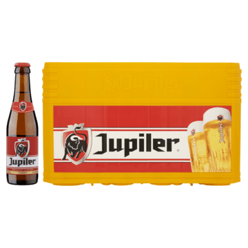 Jupiler Blond Bier Krat 24 x 25cl