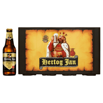 Hertog Jan Traditioneel Natuurzuiver Bier Krat 24 x 30cl