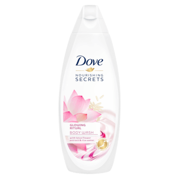 Dove Douchegel Glowing 250ml