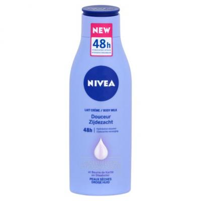 Nivea Zijdezachte Body Milk 250ml