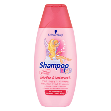 Schwarzkopf Kids Shampoo & Conditioner 250ml