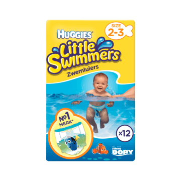 Huggies® Little Swimmers® 2-3 10 Stuks