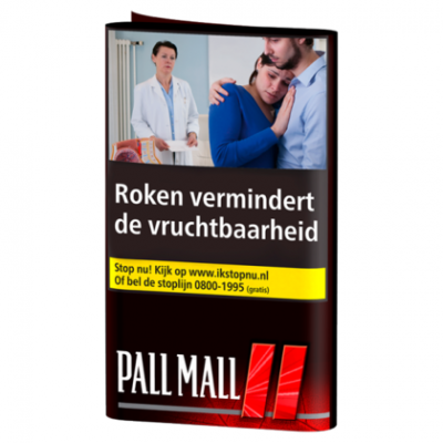 Pall Mall Red XL Pouch 50g