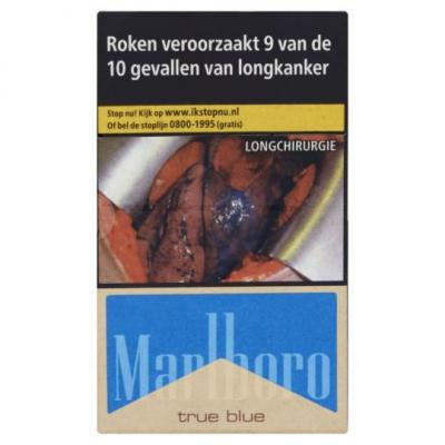 Marlboro True Blue 20