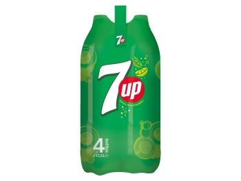 7up Regular pak van 4 flesjes