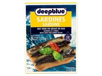 Deepblue Sardines in olie
