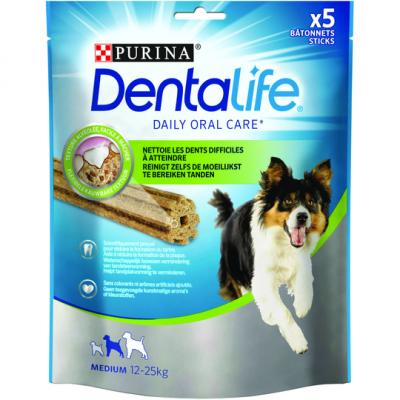 Purina Dentalife medium 12-25 kg