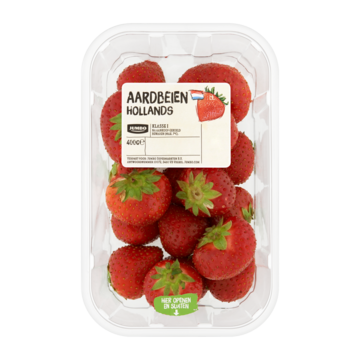 Jumbo Aardbeien Hollands 400g
